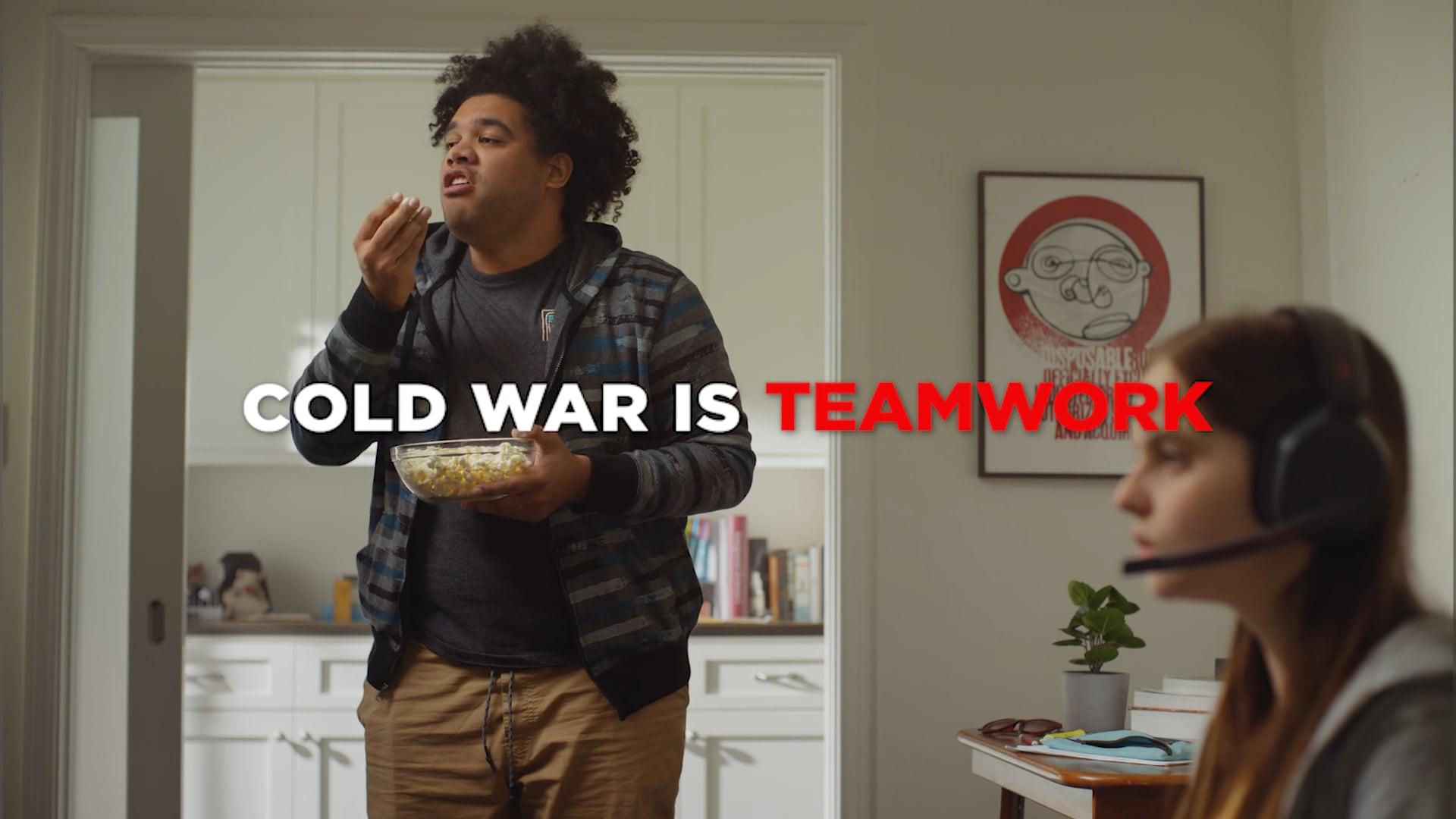 Call of Duty :: Cold War 'Teamwork'
