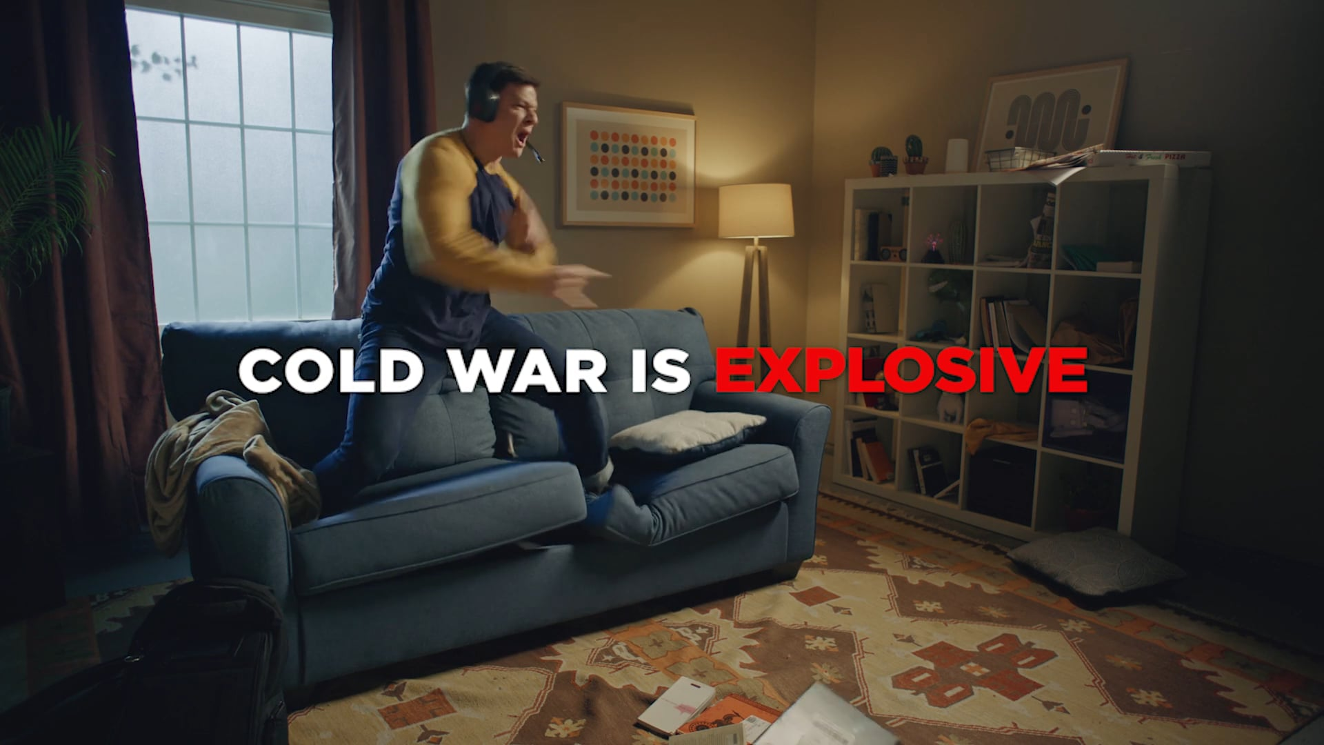 Call of Duty :: Cold War 'Explosive'