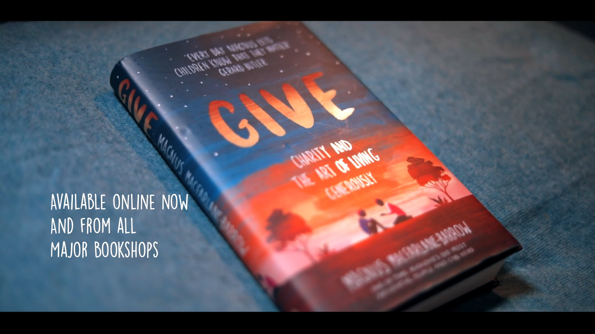GIVE - Book Trailer