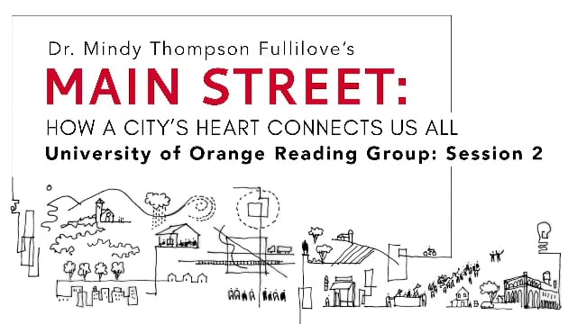 Main Street Reading Group Session #2