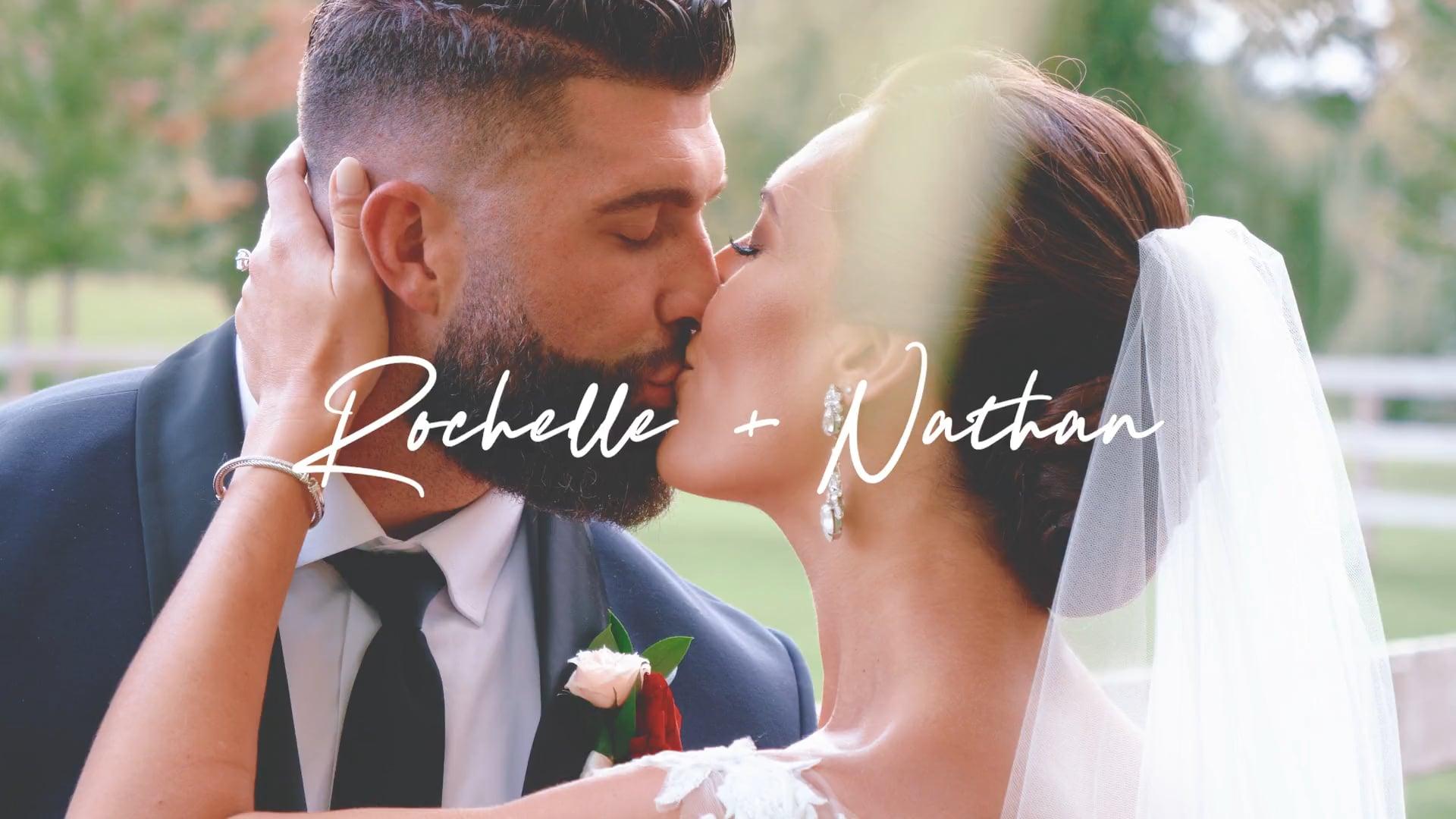 Rochelle + Nathan Wedding Highlight Film