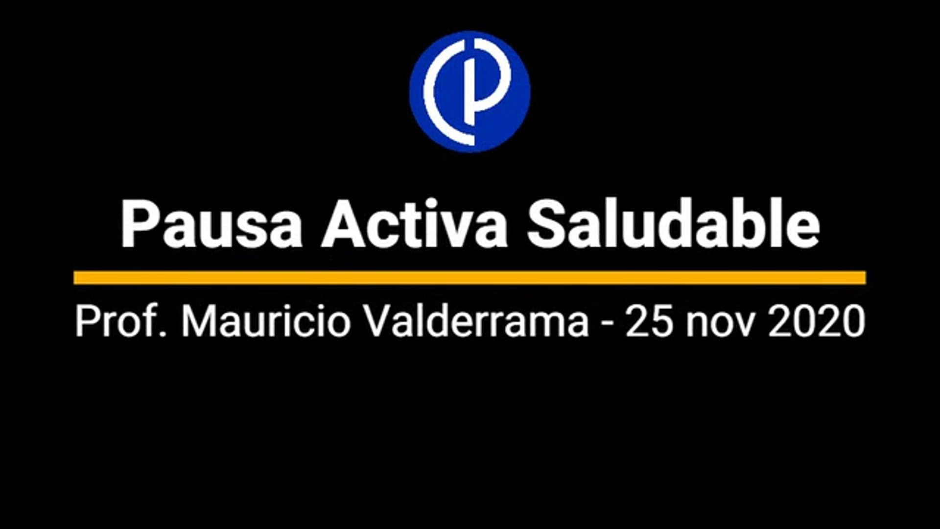 CP-Pausa Activa Saludable 2020-11-25