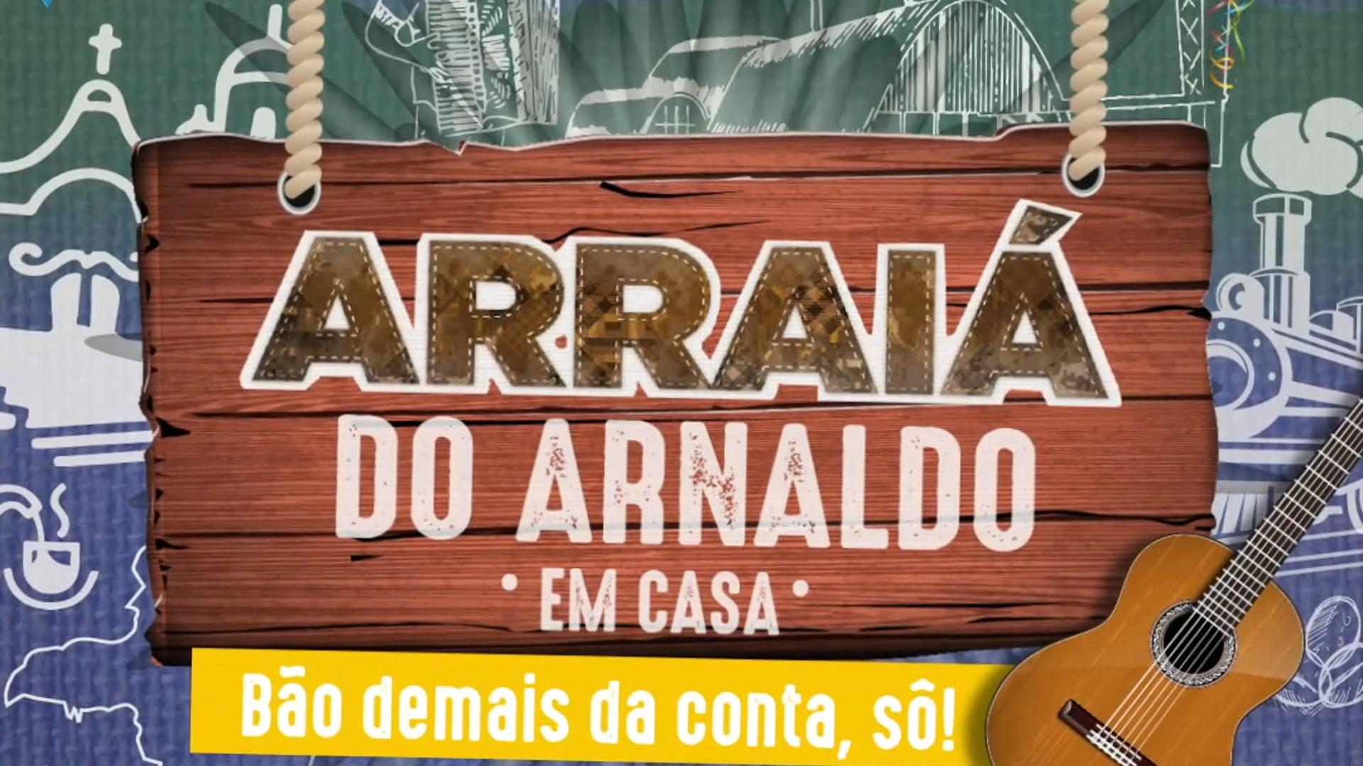 ANIMAÇÃO FESTA JUNINA ARNALDO ANCHIETA 2020