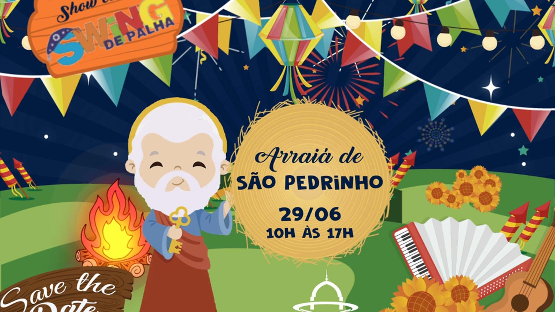 ANIMAÇÃO FESTA JUNINA ARNALDO ANCHIETA 2019