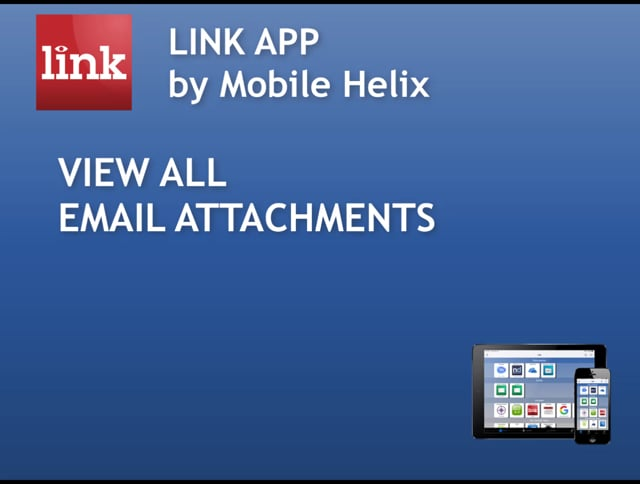 LINK App: View All Email Attachments 2:01