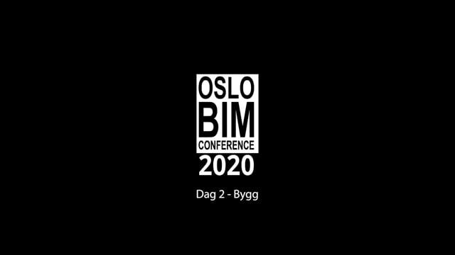 BIMCon 2020 – Byggeteknikk – Introduksjon