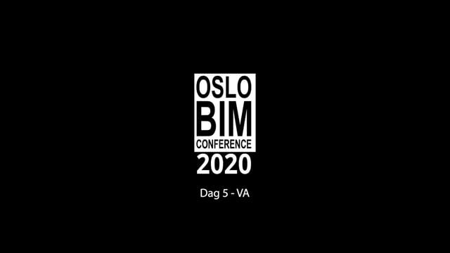 BIMCon 2020 – VA: Introduksjon