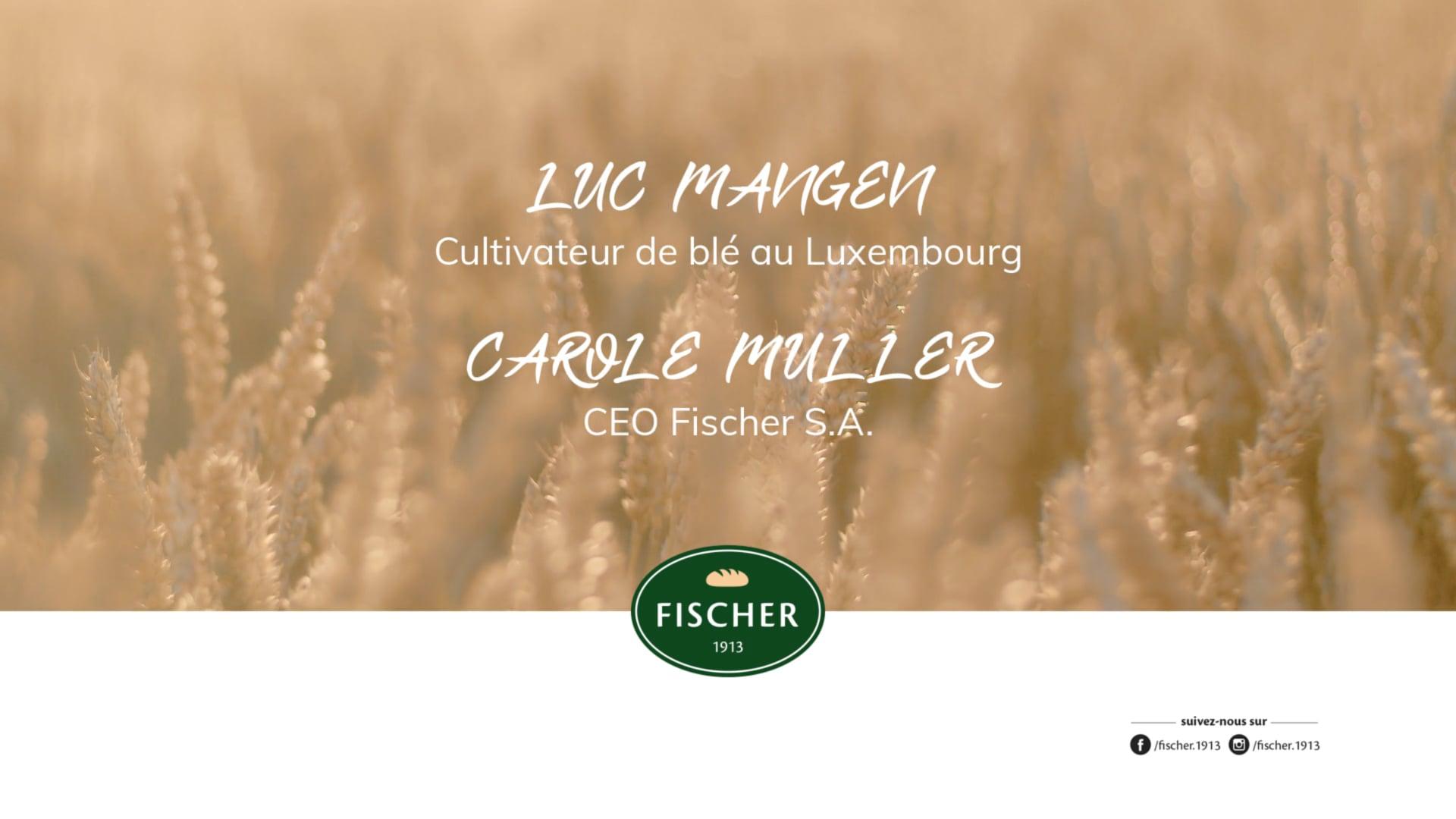 Fischer - La cullture du blé au Luxembourg