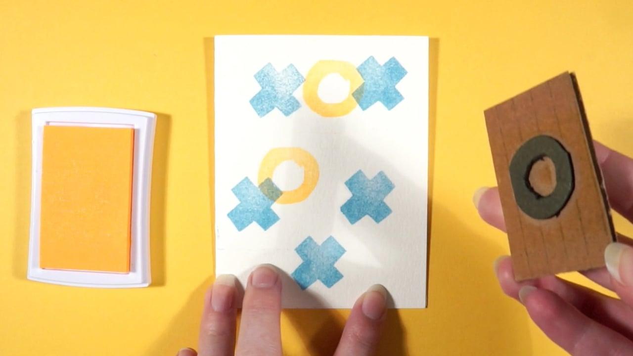 Make Something Sunday To Go: Doreen Tuomola and Handmade Stamps