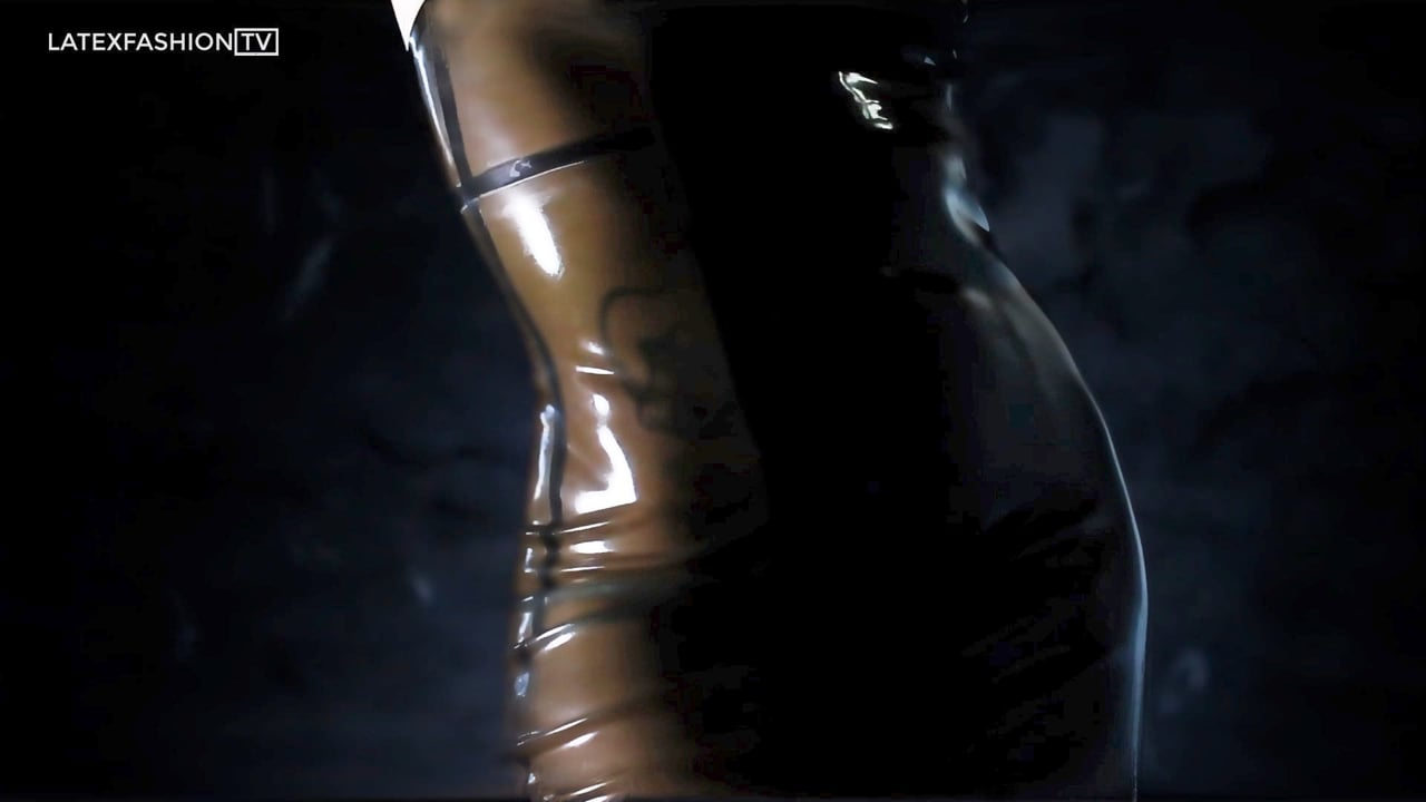 Seven Sin Bullion Collection ft Saint Thorns | LatexFashionTV