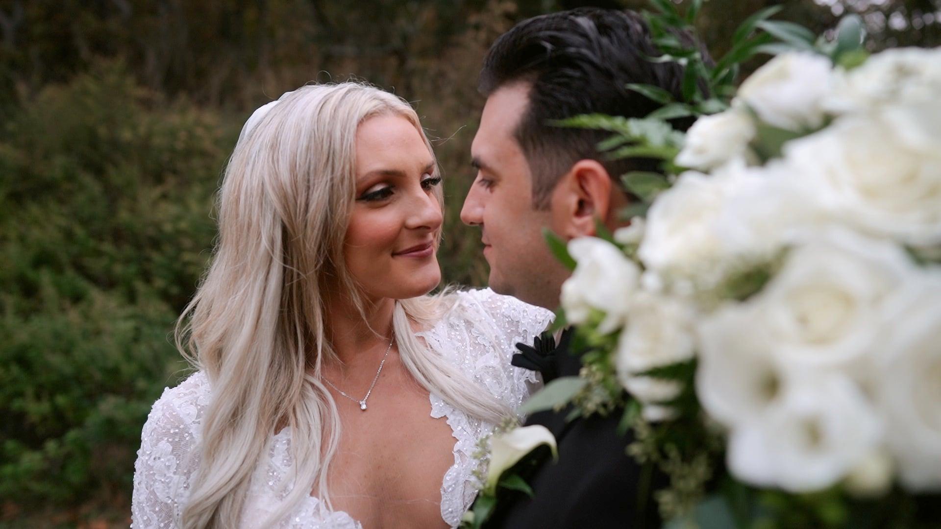 Backyard Wedding - Danielle + Eric