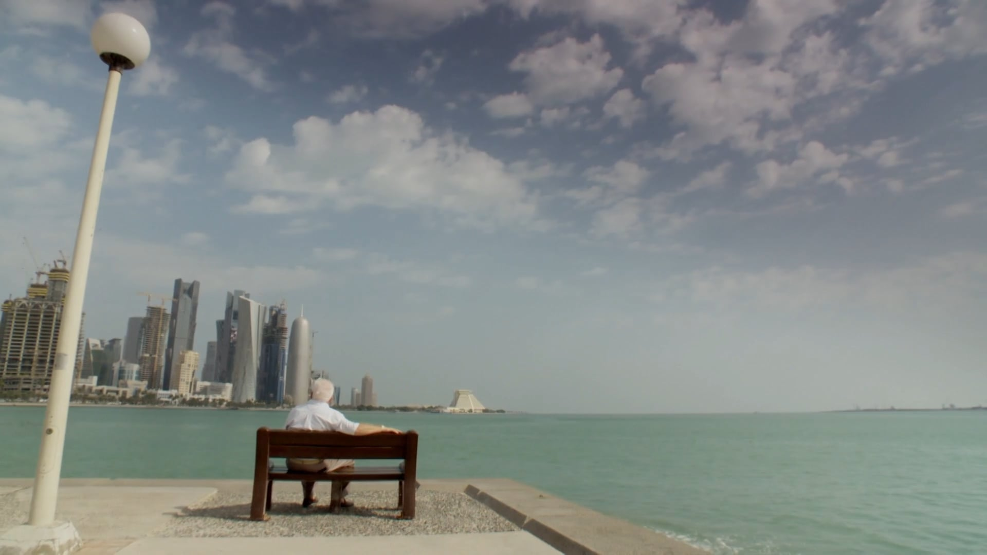 IN THE SHADES OF DOHA
