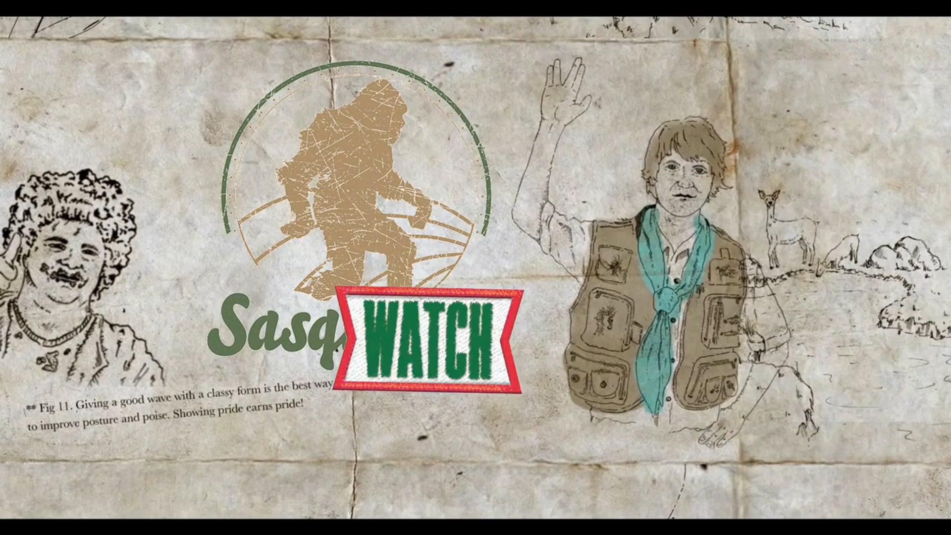 Sasq-Watch! - Official Trailer