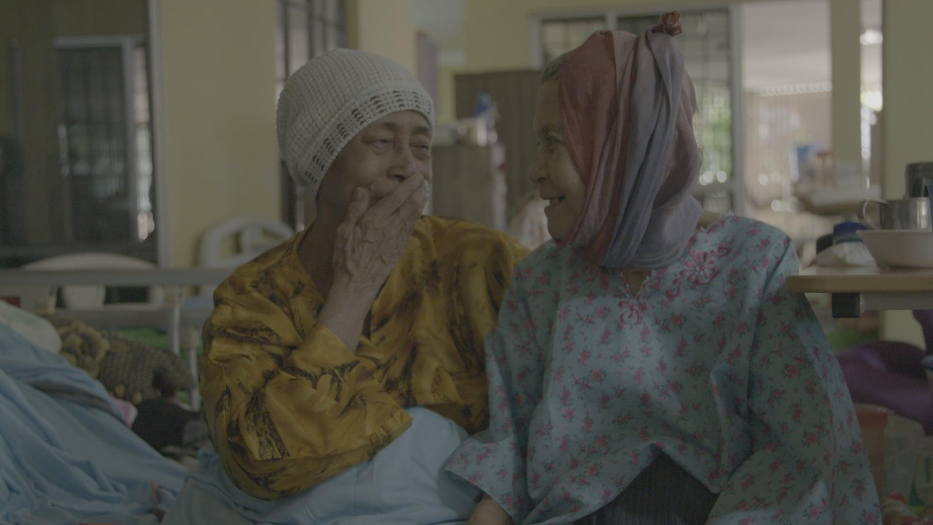 Meniti Senja / The Twilight Years Official Trailer - FreedomFilmFest 2020