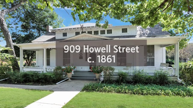 909 Howell Street McKinney TX