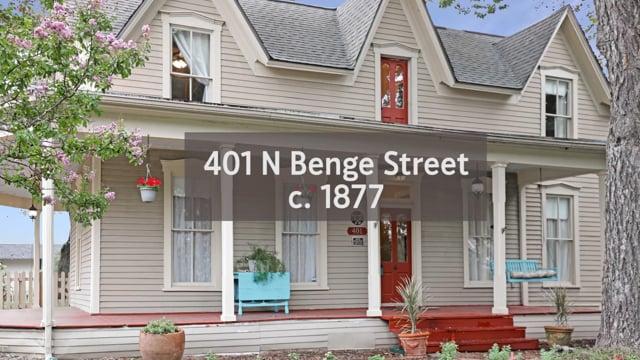 401 N Benge Street McKinney Texas