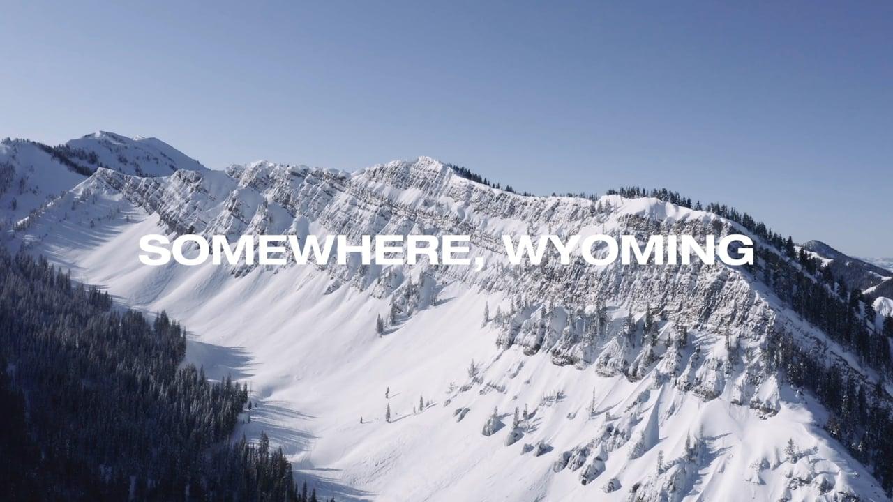 Somewhere, Wyoming