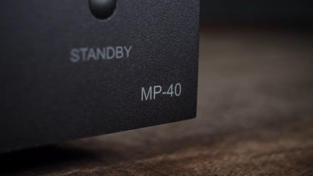 Lyngdorf MP-40 surround sound processor