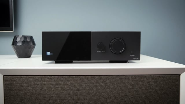 Lyngdorf TDAI-1120 streaming amplifier biedt ultieme flexibiliteit