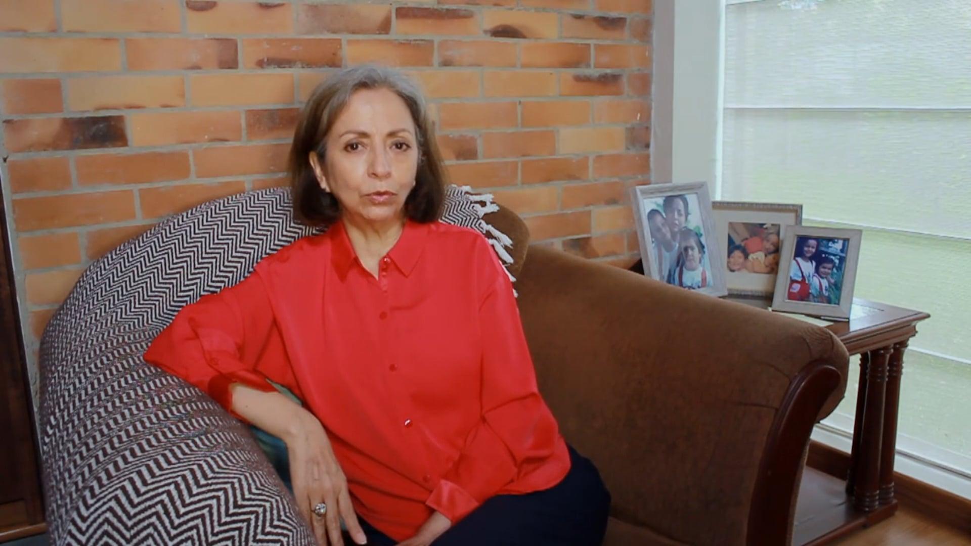 Diagnosticar para respirar_Testimonio Helen Bohorquez