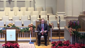 Why We Need Christmas - 2020 - Traditional Service