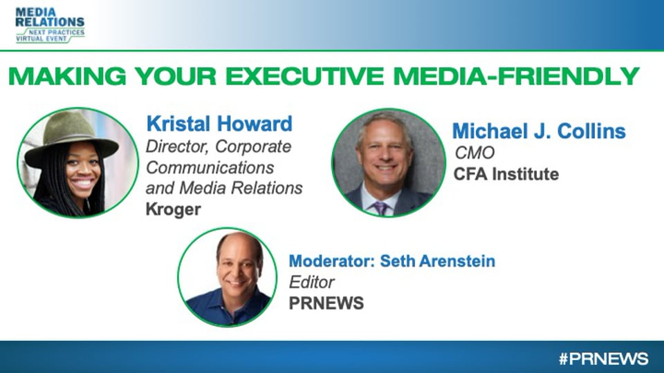 Making Your Executive Media-Friendly