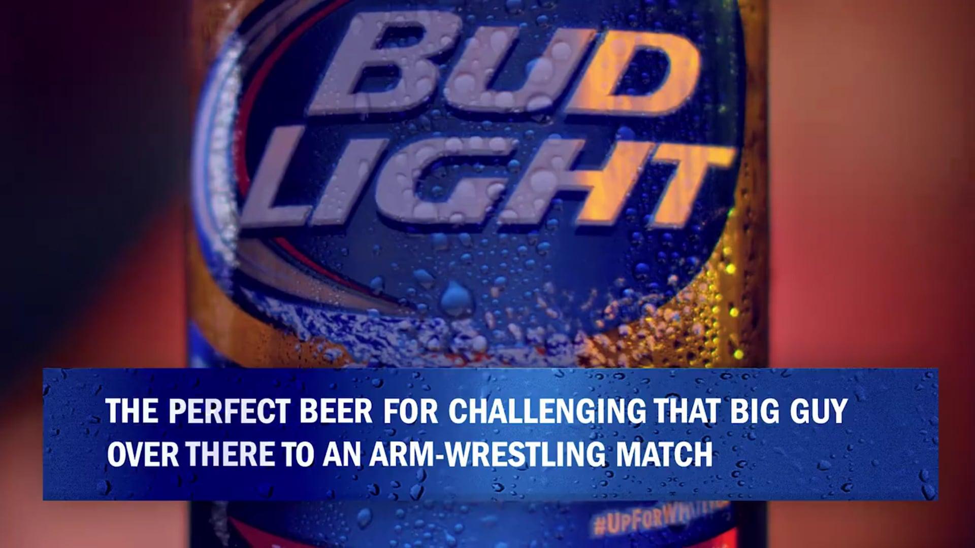 Bud Light commercial