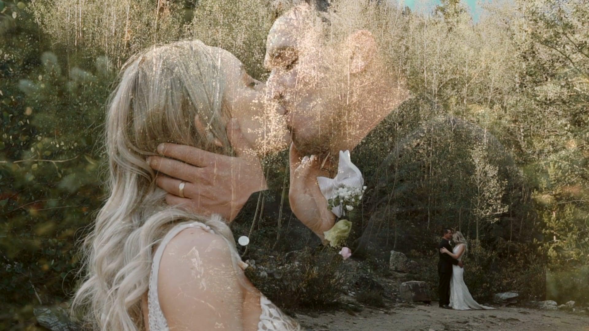 Breckenridge Elopement Trailer - Marissa & Jared