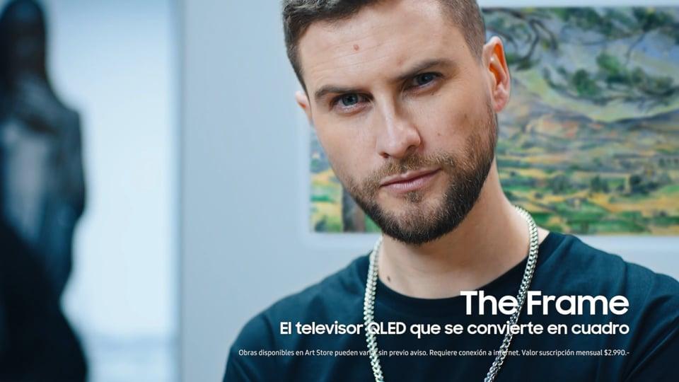 Jean Philippe Campaña LifeStyleTV de Samsung