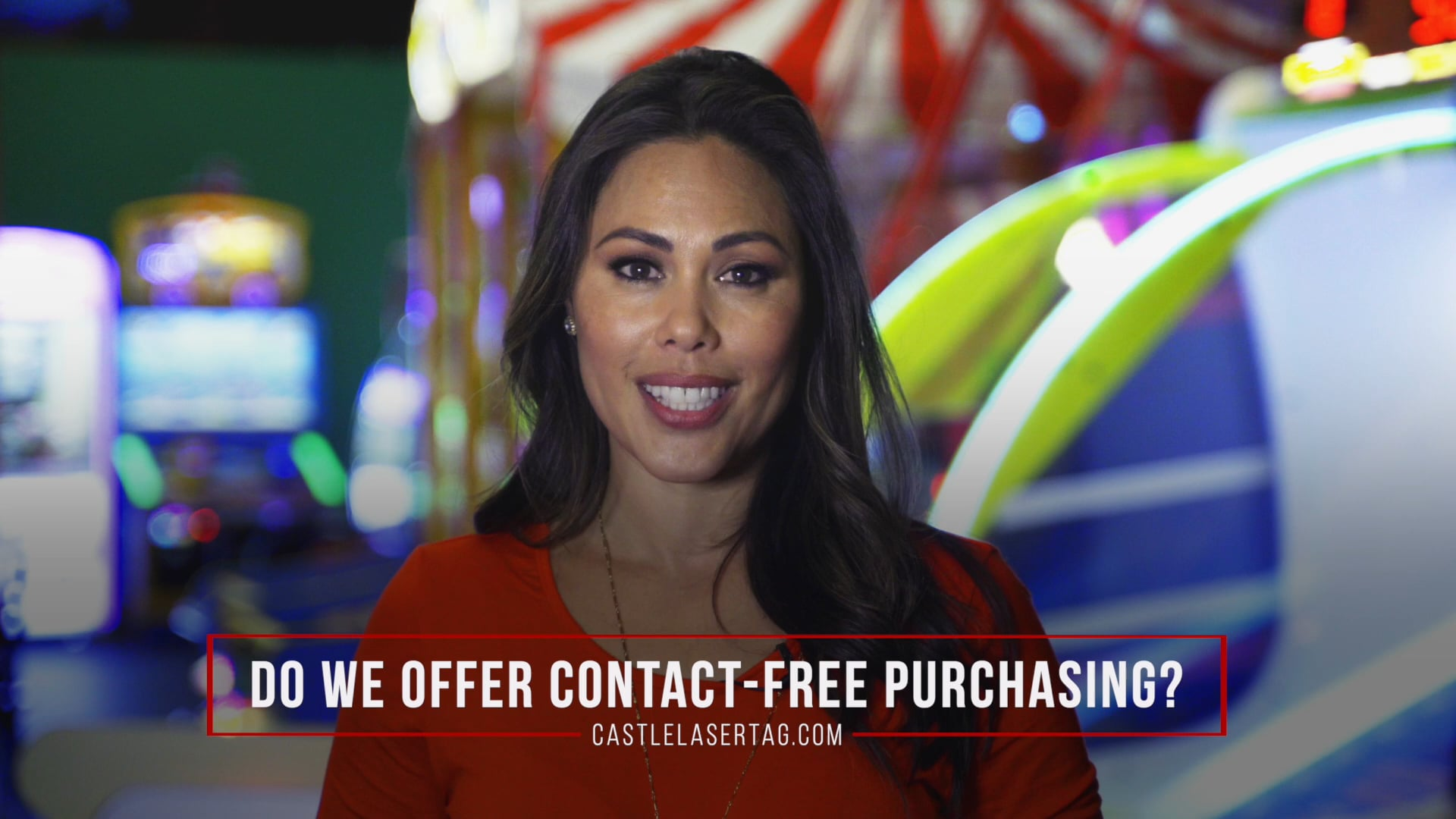 Do we offer contact-free purchasing?