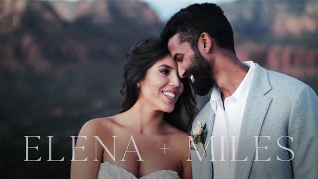 Elena + Miles