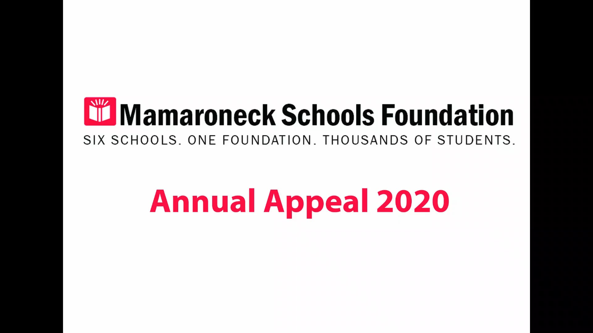 MSF 2020 Annual Appeal