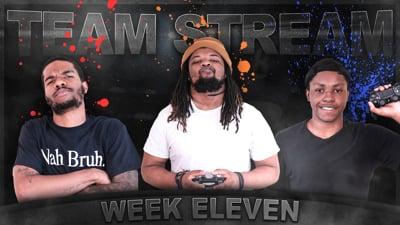 The Week 11 Team Stream With Ninja Members! - Stream Replay