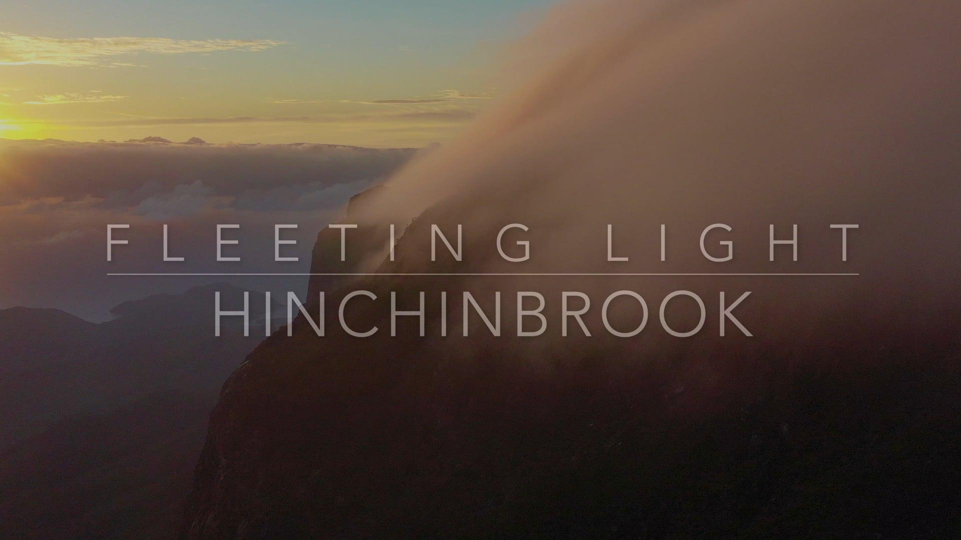 Fleeting Light - Hinchinbrook