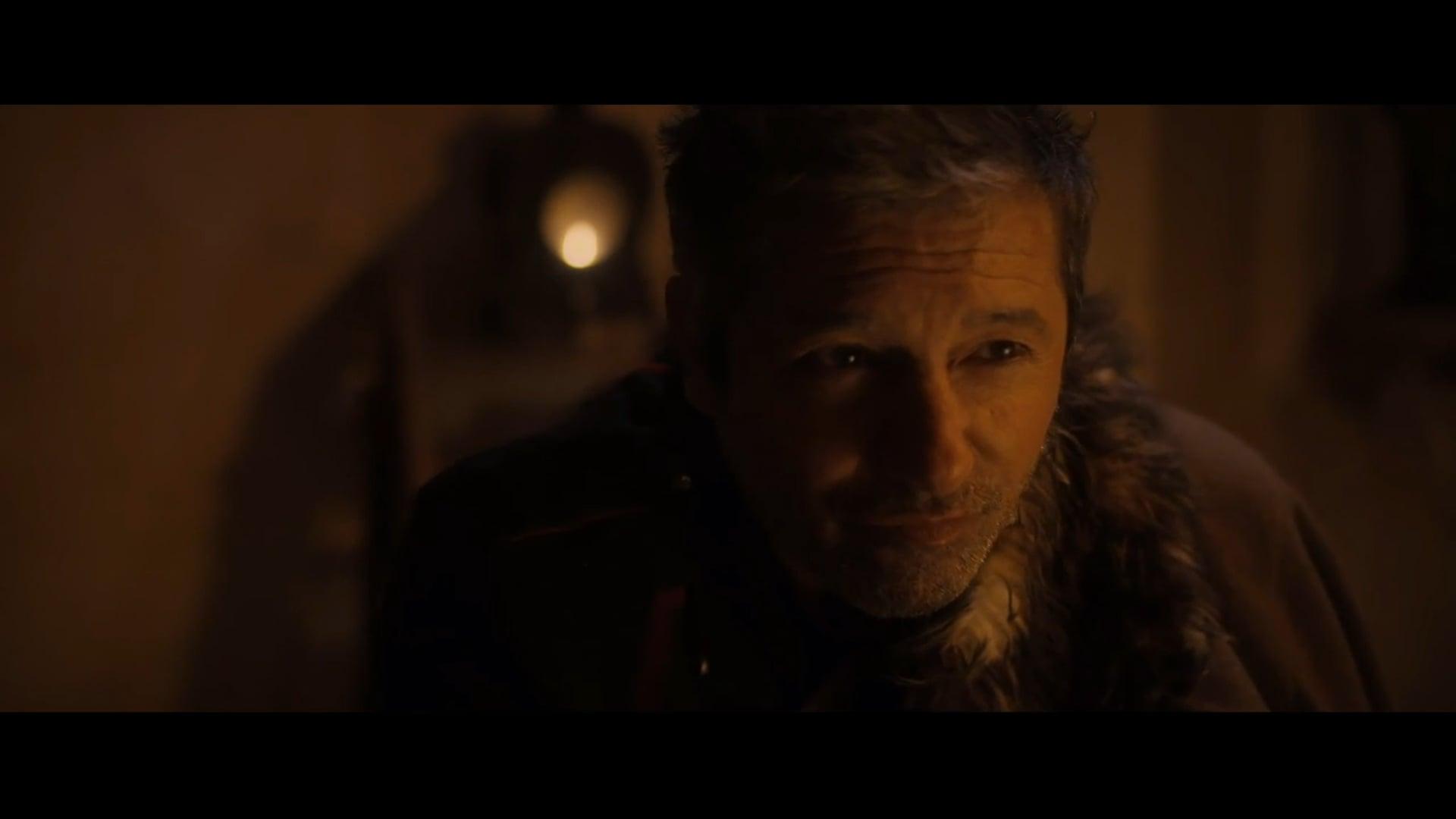 CALVIN Marc F DURET as Marcus