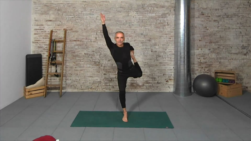 Equilibrio de pie