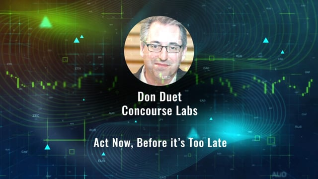 Don Duet - Act Now, Before it's Too Late