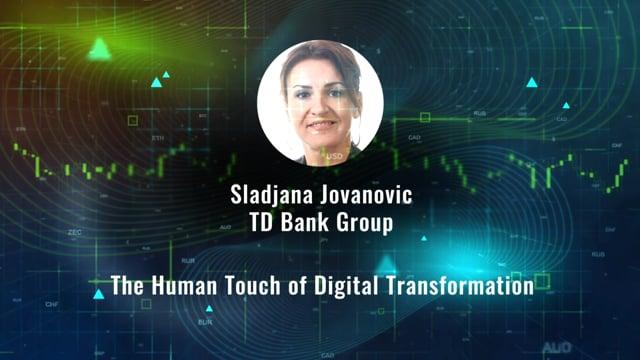 Sladjana Jovanovic - The Human Touch of Digital Transformation