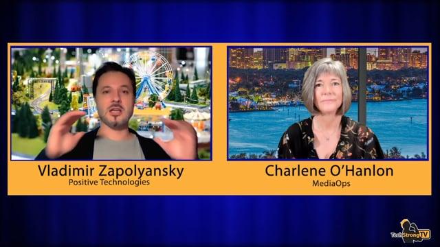 Vladimir Zapolyansky-TechStrong TV