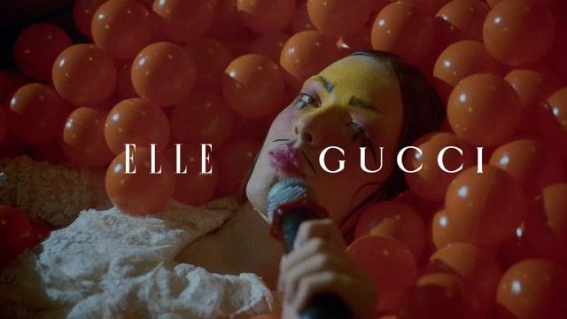 Elle + Gucci | I Will Survive