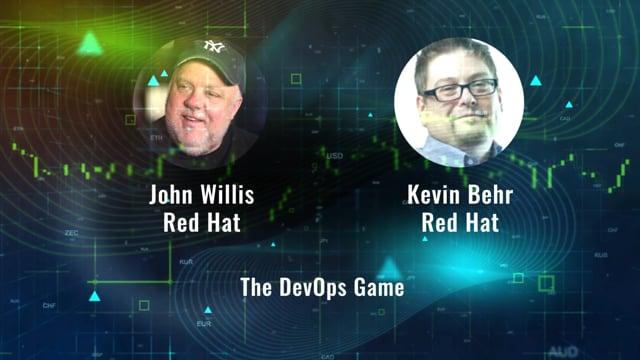 DevOps Game Session with John Willis & Kevin Behr