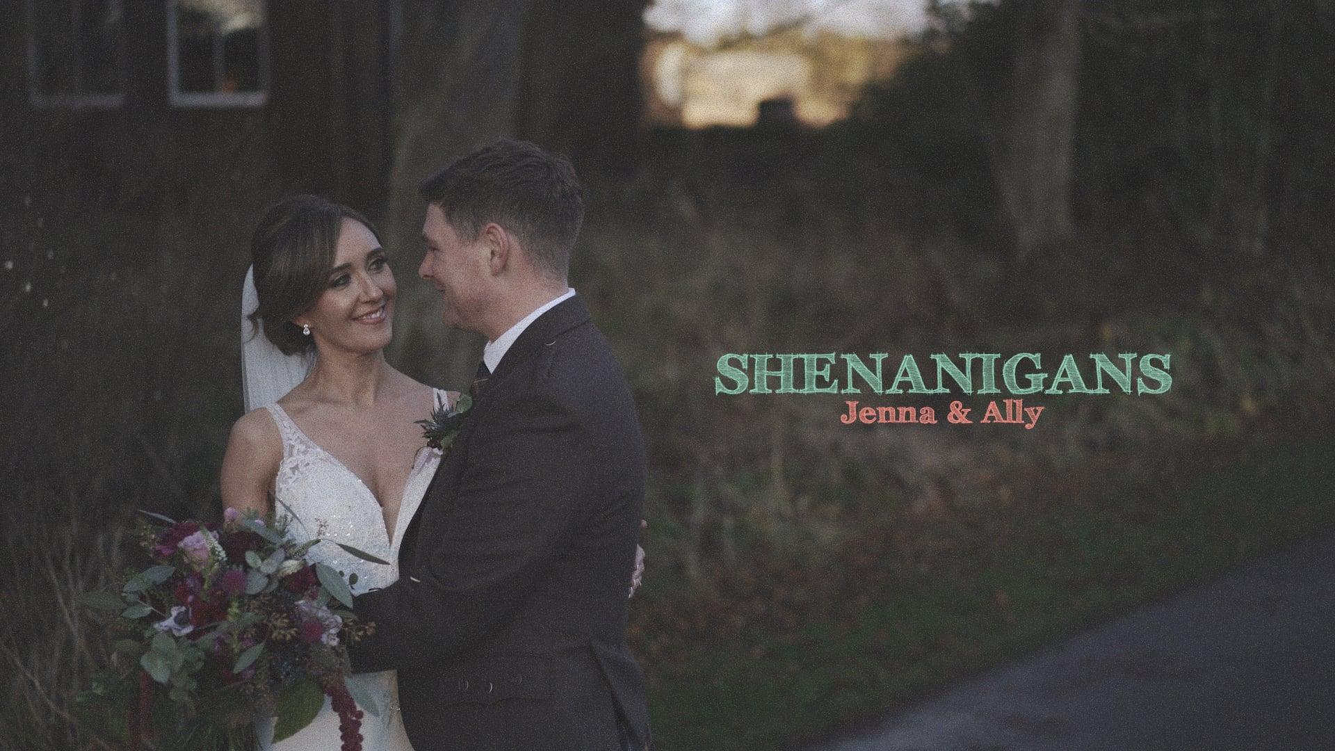 Shenanigans by Jenna and Ally