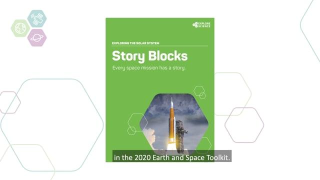 Exploring the Solar System: Story Blocks Facilitation Training Video
