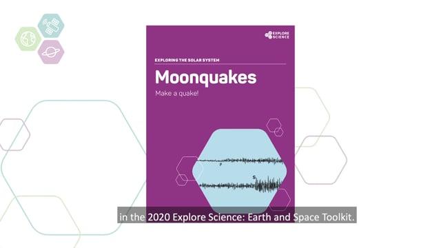 Exploring the Solar System: Moonquakes Facilitation Training Video