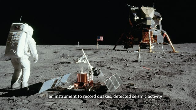 Exploring the Solar System: Moonquakes Content Training Video