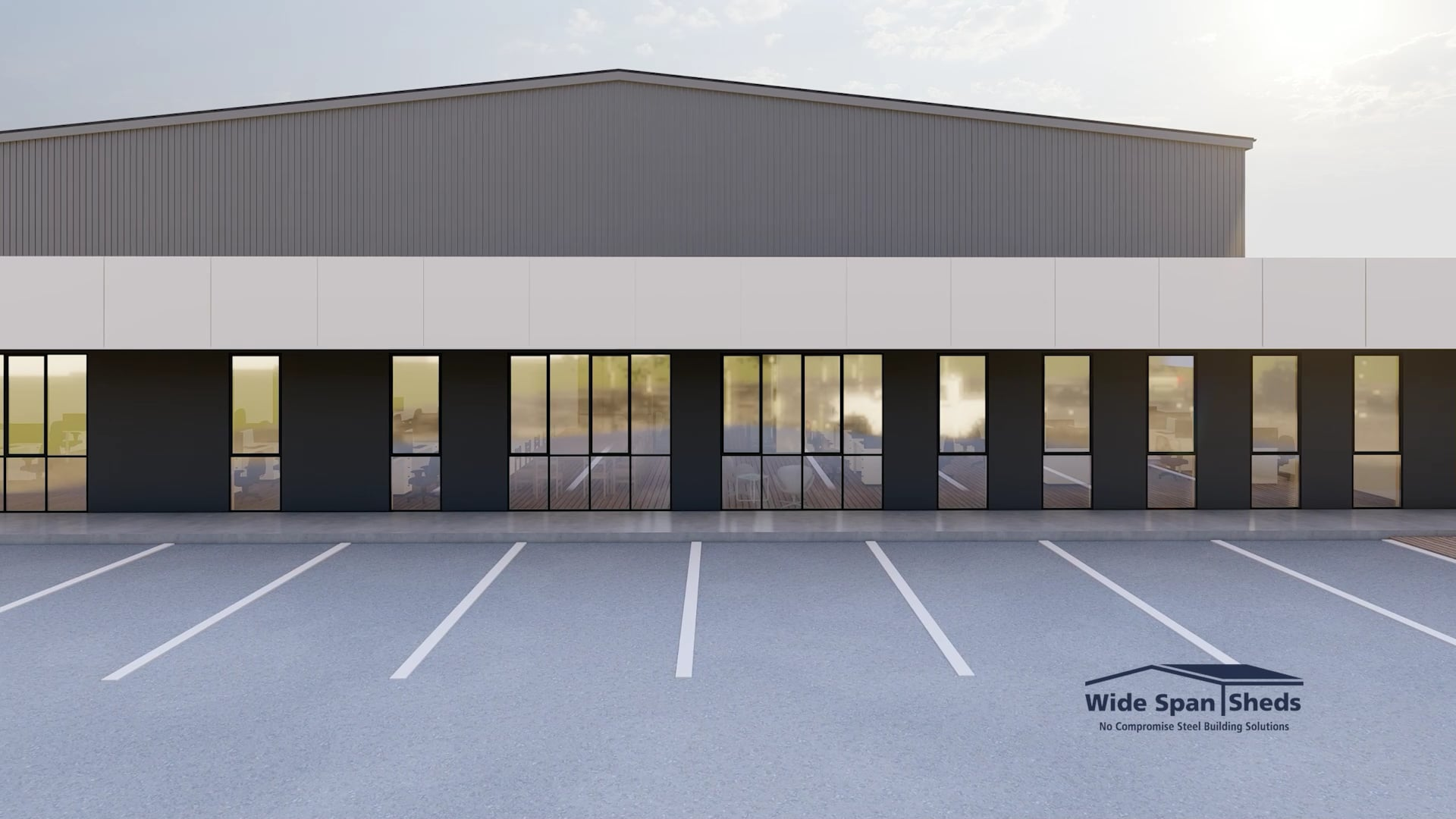 Minimal Design | Workshop and Offices | Canterbury, New Zealand
