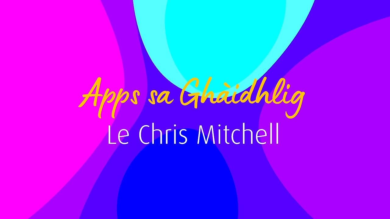 An t-Alltan - Apps sa Ghàidhlig - Chris Mitchell (B-s)