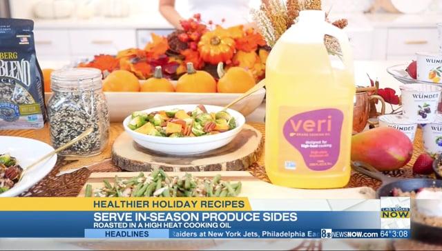 Healthier Holiday Recipes