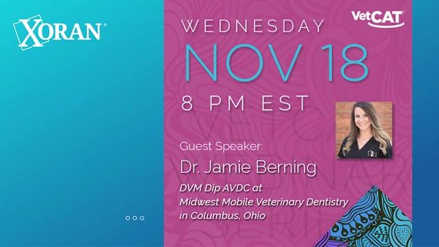 Webinar: Dr. Jamie Berning - Mandibular Molar Tooth Root 3D Relationship to Mandibular Canal: Clinical Implications