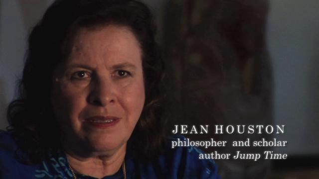 Jean Houston interview